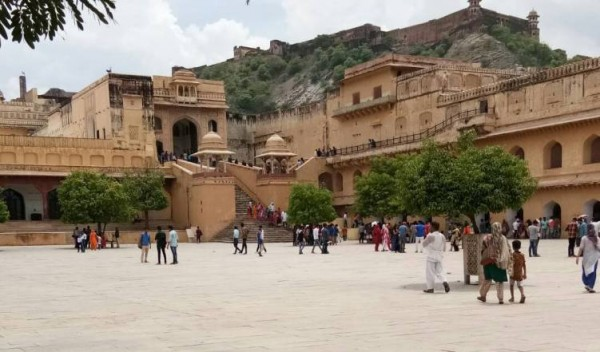 Jaipur City Tour Amer Fort