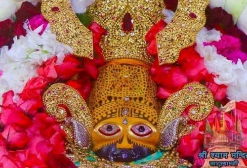 Khatu Shyam ji Sculpture