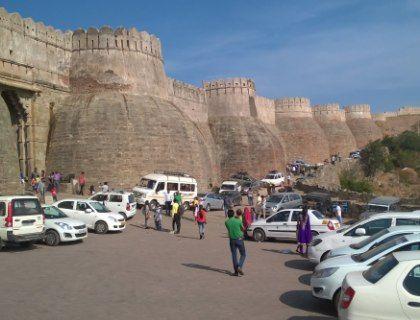 Kumbhalgarh Rajasthan