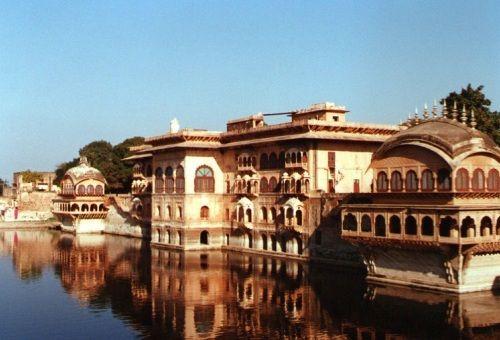 Bharatapur Deeg Mahal