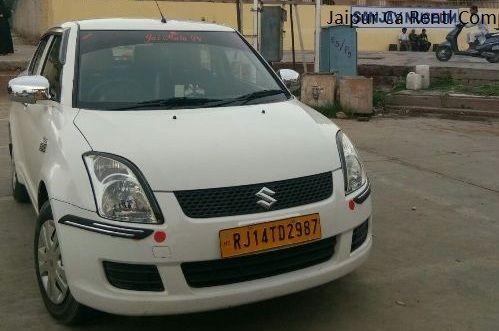 Jaipur Sedan Car Swift Dzire