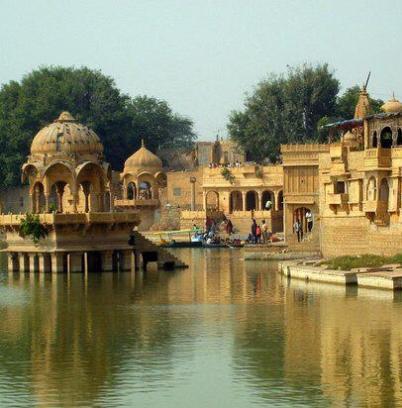 Jaisalmer Gadisar Lake