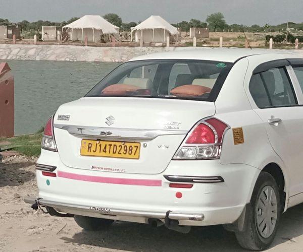 Sikar Taxi Cab