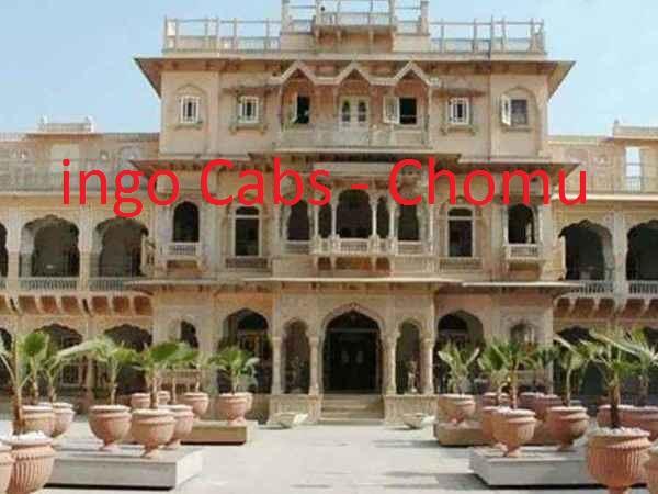 Chomu Place