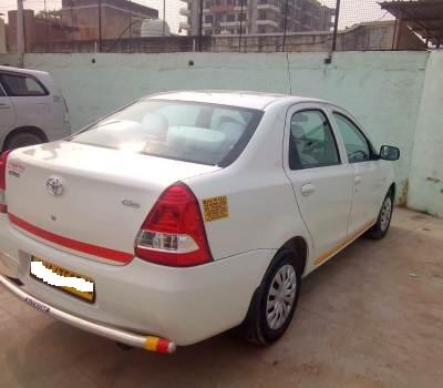 Toyota Etios Taxi