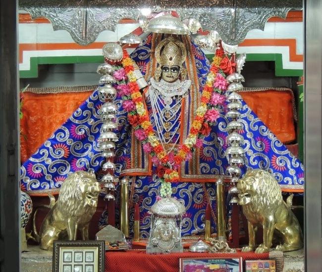 Jaisalmer tanot mata temple